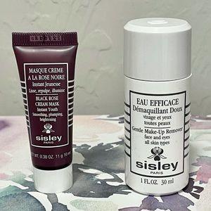 Sisley Black Rose Mask & Makeup Remover